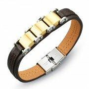 Кожаный браслет LB16026