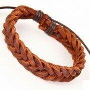 Кожаный браслет 1802003