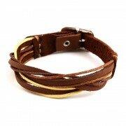 Кожаный браслет sts1101