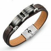 Кожаный браслет lbs130955